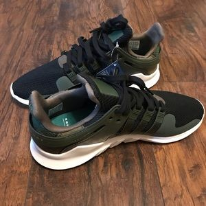 promo code c89ae 608ed adidas Shoes - Adidas EQT Support ADV Olive Black Green size 11